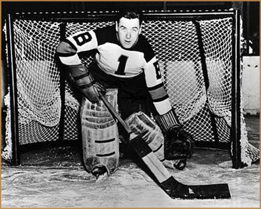 1928 Boston rookie Tiny Thompson became the third goaltender in NHL history to record a shutout in his first career game, when the Bruins won 1-0 at Pittsburgh. Dit Clapper scored the only goal of the game.