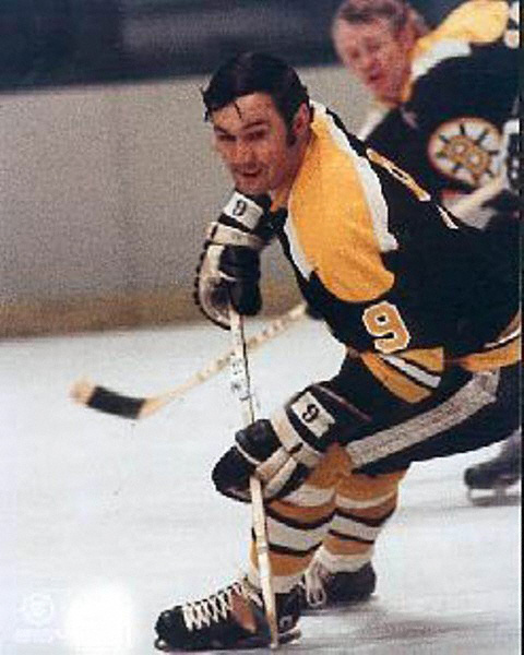 02, 1967 John Bucyk scored two goals to become the Bruins all-time leading goal scorer, with his 230th in a Boston uniform, during a 4-4 tie against the Black Hawks, in Boston. Bucyk broke the old team record of 229 goals held by Milt Schmidt.
