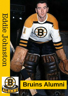 Birthday wishes to G Eddie Johnston, born 80 years ago today in Montreal, PQ