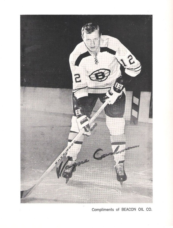 1968 Boston rookie Wayne Cashman scored the first goal of his NHL career, and Bobby Orr added three assists, in a 7-1 Bruins' win over the visiting Philadelphia Flyers.